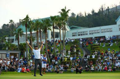 石川遼選手、おめでとうございます!