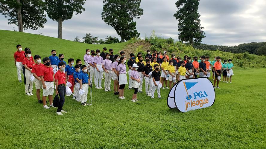PGAジュニアリーグ(ゴルフスタジオZAMET 赤坂)