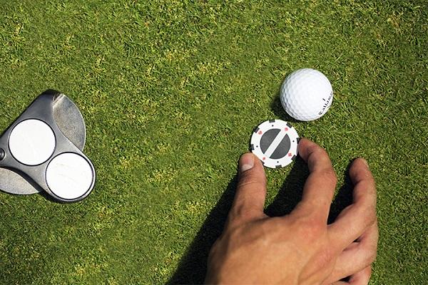 ゴルフプレーに必要な携行品