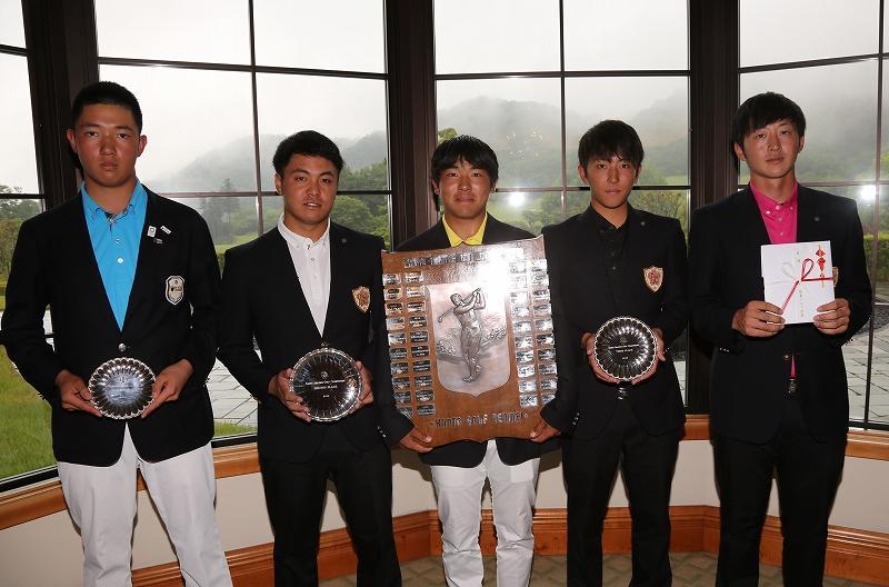 関東アマチュアゴルフ選手権②